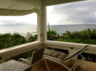 Master Suite Deck View