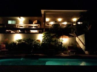 Casa Tucepi at Night